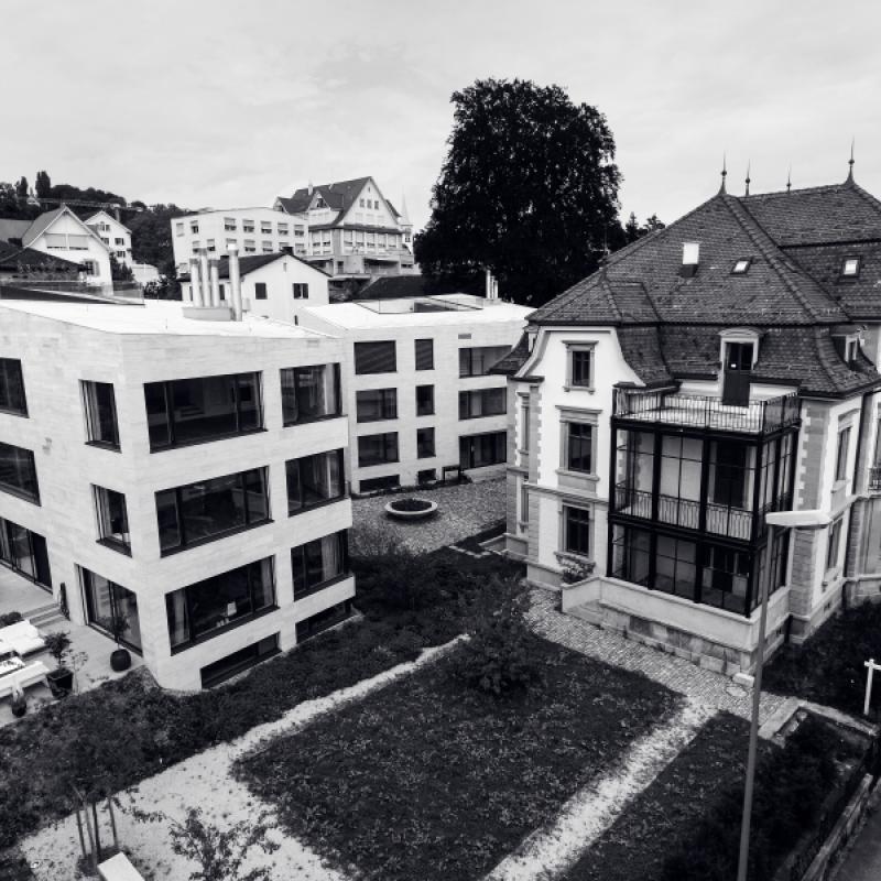 Seestrasse, Rüschlikon