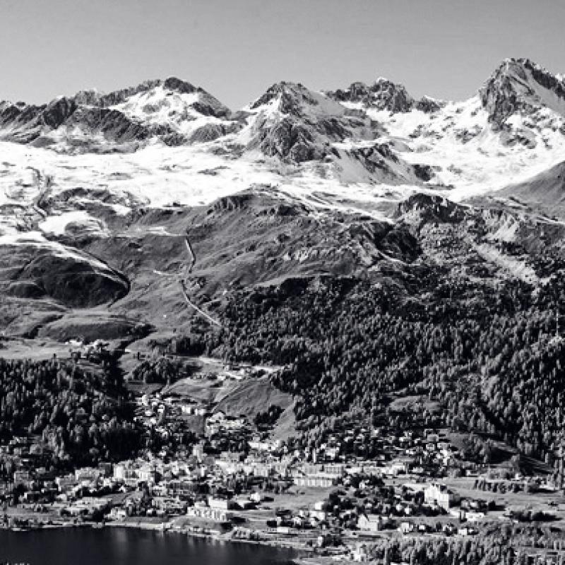 Suvretta, Via Puzzainas, St. Moritz